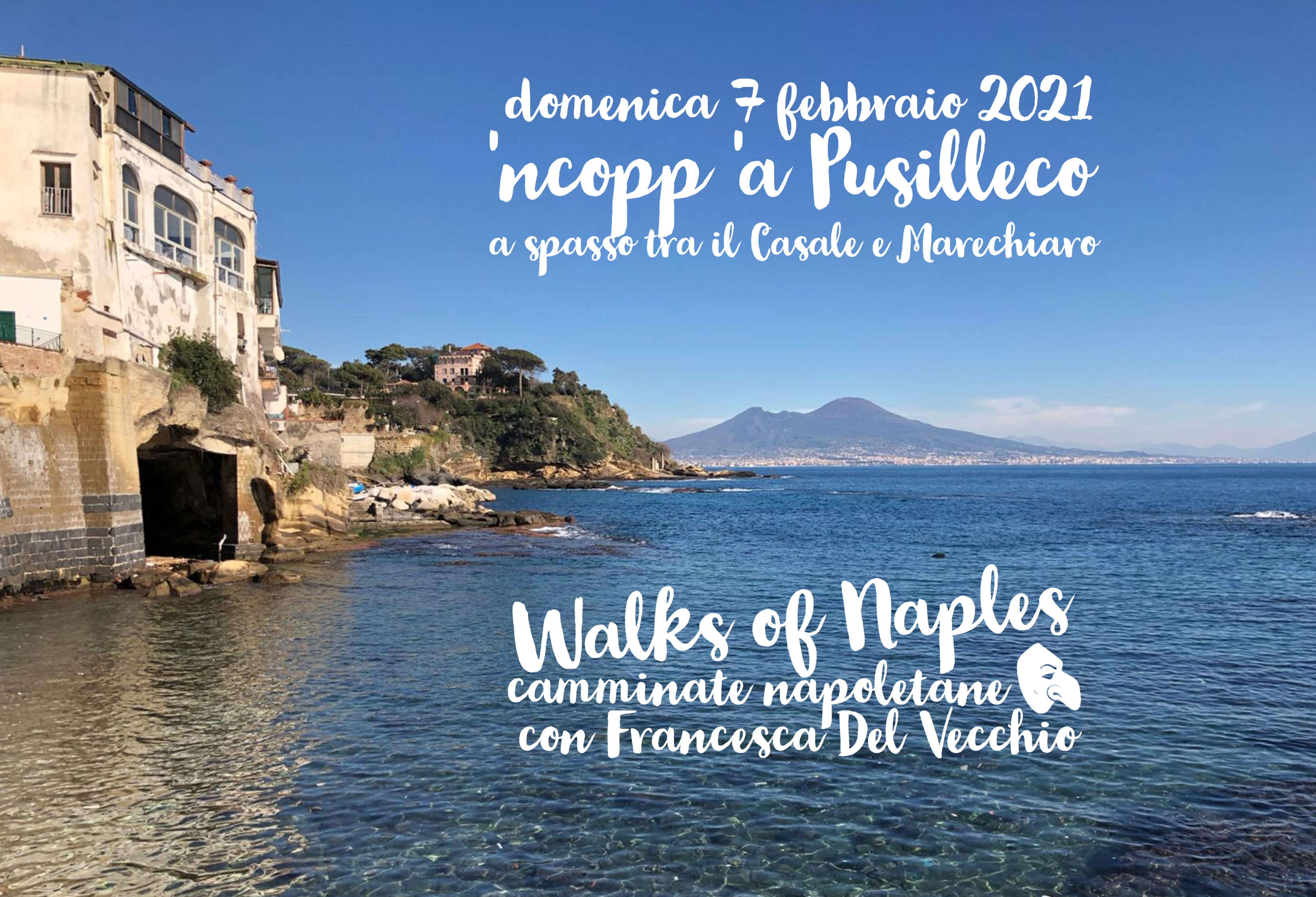 Walks of Naples_ 'ncopp a Pusilleco