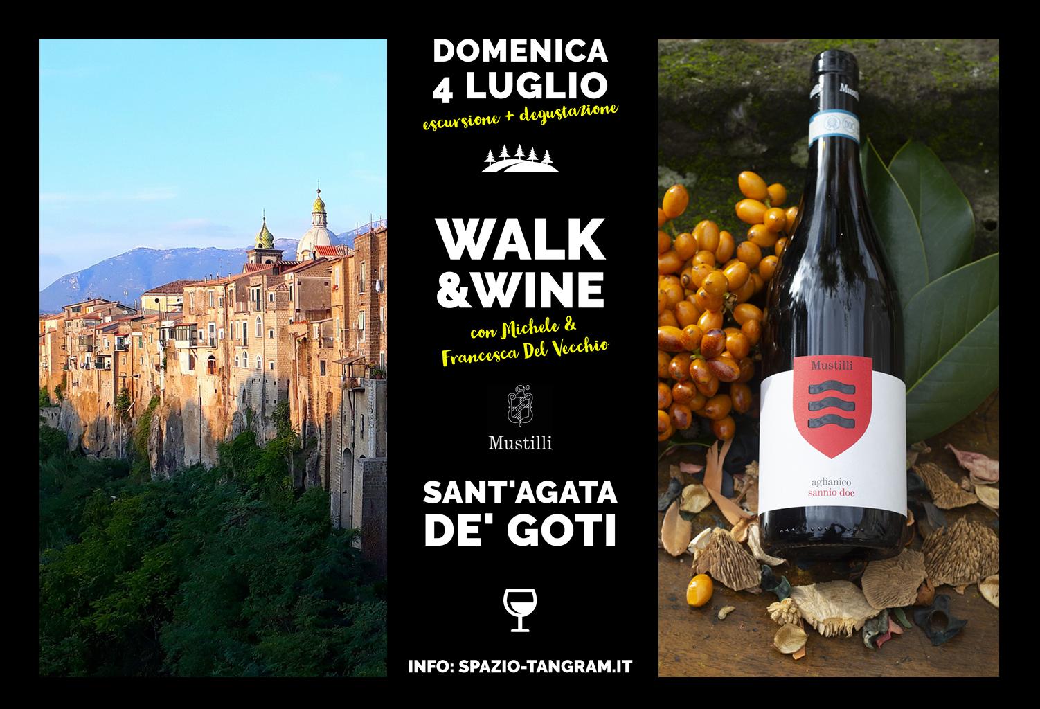 Walks of Naples - camminata napoletana